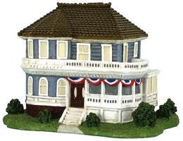 Micro-Trains Liberty Town Mayors Hse - N-Scale