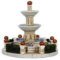 Micro-Trains Liberty Town Sqr Fountain - N-Scale