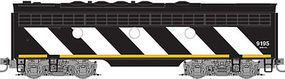 Micro-Trains EMD F7B Standard DC Canadian National #9195 Z Scale Model Train Diesel Locomotive #98002191
