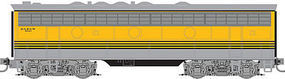Micro-Trains F7B Powered DRGW #5643 Z Scale Model Train Diesel Locomotive #98002392