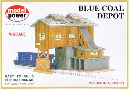 N Scale Lumber Mill - Come To See Us At