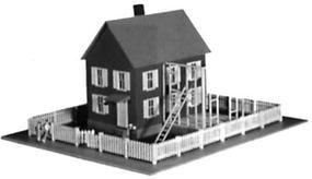 Model-Power The Grabitskis Kit N Scale Model Railroad Building #1554