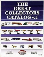 Model-Power Collectible Trucks & Planes Model Railroading Catalog #164