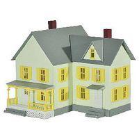 Model-Power N Scale Model Railroad Buildings
