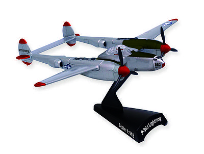 Model Power LOCKHEED P-38J MARGE 1-115