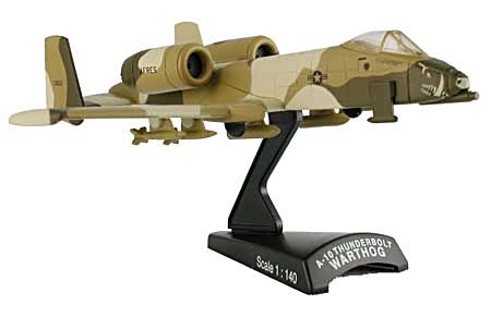 Model Power A-10 WARTHOG PEANUT 1-140