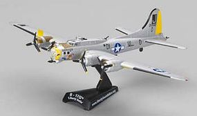 Model-Power B-17G LIBERTY BELLE 1-155