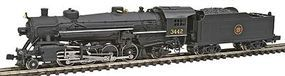 Model-Power USRA 2-8-2 Mikado Canadian National N Scale Model Train Steam Locomotive #87576