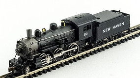 Model-Power 2-6-0 Mogul DC New Haven N Scale Model Train Steam Locomotive #87617