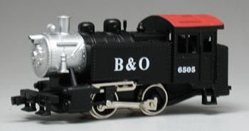 Model Power 0-4-0 Loco Baltimore & Ohio -- HO Scale Model Train Steam Locomotive -- #96505