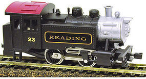 Model-Power 0-4-0 Tank Switcher DCC w/Sound/Remote Reading HO Scale Model Railroad Locvomotive #965081