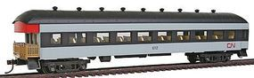 Model-Power 67 Harriman Observation Canadian National HO Scale Model Train Passenger Car #99916