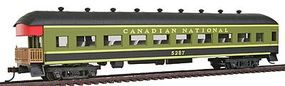 Model-Power 67 Harriman Observation Canadian National HO Scale Model Train Passenger Car #99918