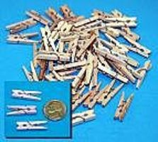 Model-Expo MINI CLOTHESPINS SET 24pc