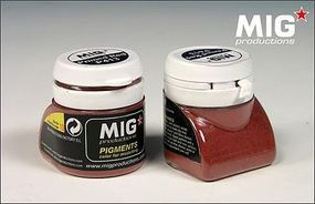 MIG Weathering Pigment Primed Red 20ml Bottle