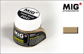 MIG Weathering Pigment Fresh Wood 20ml Bottle