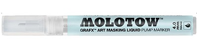 Molotow Markers 4mm Liquid Masking Marker (Cd)