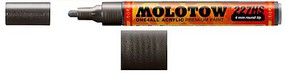 Molotow 4mm Metallic Black Acrylic Paint Marker