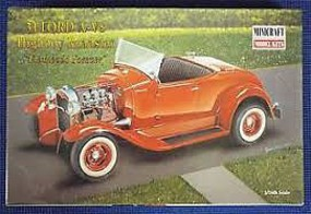 Minicraft 1/16 31 Ford High-Boy Roadster Hot Rod