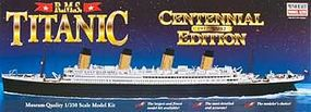 Minicraft RMS Titanic Centennial Edition Plastic Model Commercial Ship Kit 1/350 Scale #11318
