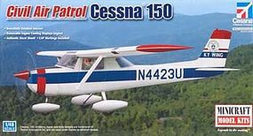 Minicraft Cessna 150 CAP Plastic Model Airplane Kit 1/48 Scale #11667