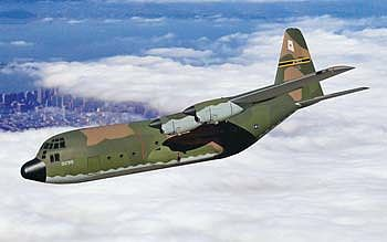 Minicraft Models C-130B -- Plastic Model Airplane Kit -- 1/144 Scale -- #14672