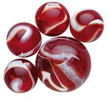 Mega-Marbles Rooster Marbles Marble #77721