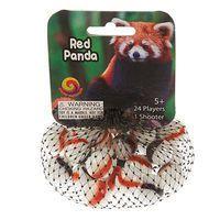 Mega-Marbles Red Panda Game Net Marble #77837