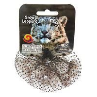 Mega-Marbles Snow Leopard Game Net Marble #77838