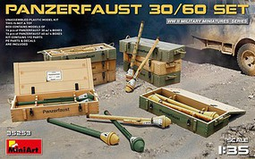 Mini-Art 1/35 WWII Panzerfaust 30/60 Infantry Weapons (New Tool)