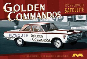 Moebius 65 Plymouth Golden Commando