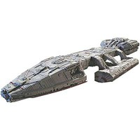 Moebius BSG Original Galactica Prefinished Science Fiction Plastic Model 1/4105 Scale #2942