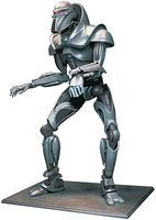 Moebius Battlestar Galactica Cylon Centurion Plastic Model Celebrity Kit 1/6 Scale #917