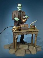 Moebius The Munsters - Herman Plastic Model Celebrity Kit 1/10 Scale #933