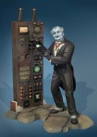 Moebius The Munsters - Grandpa Plastic Model Celebrity Kit 1/10 Scale #934