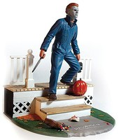 Moebius Halloween Michael Myers Resin Model Figure 1/8 Scale #970