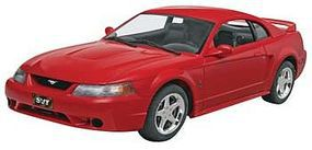 Monogram 1999 Mustang SVT Cobra Plastic Model Car Kit 1/25 Scale #854014