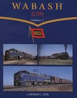 Morning-Sun Wabash in Color Volume 2 Model Railroading Book #1290