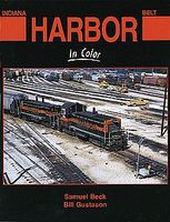 Morning-Sun Indiana Harbor Belt In Color Model Railroading Book #1421