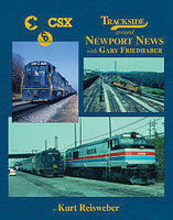 Morning-Sun Trackside Around Newport News with Gary Friedhaber Model Railroading Book #1558