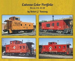 Morning-Sun Caboose Color Portfolio Book 2- D-M