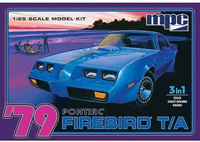 MPC 1/25 1979 Pontiac Firebird Trans Am