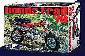 MPC Honda Trail 70 Mini Bike Plastic Model Motorcycle Kit 1/8 Scale #833-12