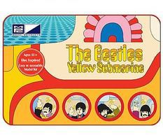 MPC Beatles Yellow Submarine Special Edition Plastic Model Kit 1/25 Scale #pc759
