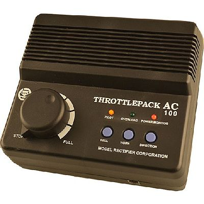 MRC Throttlepack AC -- Model Train Power Supply Transformer -- #0001311