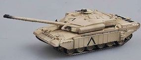 MRC Challenger I Tank Iraq 1991 (Built-Up Plastic) Pre-Built Plastic Model Tank 1/72 #35106