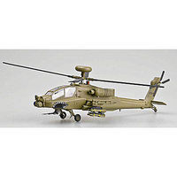MRC AH64D US Army C Company 3rd Infantry Div. Pre-Built Plastic Model Helicopter 1/72 #37031
