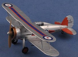 MRC 1/48 Gloster Gladiator Mk I 72nd Sq. RAF Yorkshire Jun. 1936 (Built-Up Plastic)