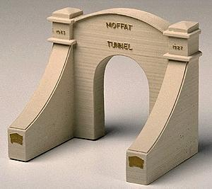 Moffat Tunnel Portal East Portal Model Railroad Tunnel Ho