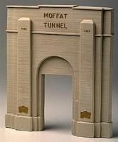 Railstuff Moffat Tunnel Portal West Portal Model Railroad Tunnel HO Scale #1271